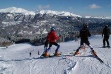 Abetone, piste da sci aperte