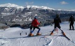 Toscana, neve sulle piste: si scia all'Abetone, Doganaccia e Garfagnana