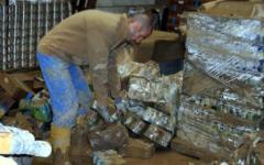 Il viceministro visita le aziende alluvionate di Albinia