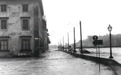 Arno, 48 anni dopo l'alluvione del '66: avviati i lavori per la cassa d'espansione di Figline  (ma ce ne vogliono altre 40 per mettere Firen...