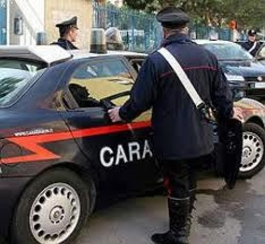 Arresti dei carabinieri di Scandicci a Barberino Val d'Elsa