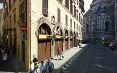 Storia di Firenze: il canto del Cornacchione
