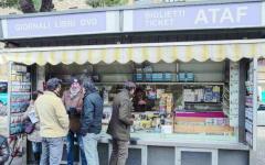 Edicola di piazza stazione, chiude un pezzo di storia di Firenze