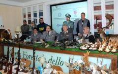 Da cacciatori a bracconieri: 10 denunciati in Toscana