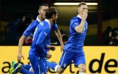 Nazionale, 1-1 tra Italia e Germania