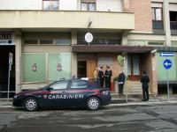 La sede dei carabinieri di Empoli