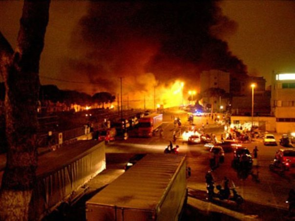La strage di Viareggio del 29-30 giugno 2009