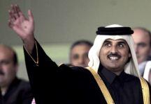 L'emiro del Qatar