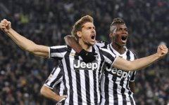 Calcio, la Juventus espugna Livorno