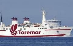 Maltempo, interrotti i traghetti per l'Isola di Capraia