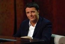 Matteo Renzi a Servizio Pubblico