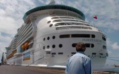 Livorno, pronto il nuovo terminal per le navi da crociera