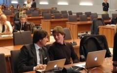 Omicidio Meredith: Raffaele Sollecito in aula a Firenze