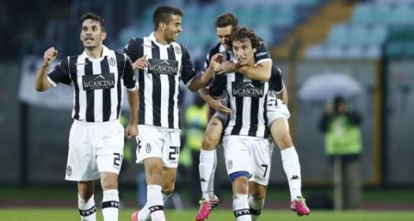 Serie B, al Siena non basta un gol di Schiavone