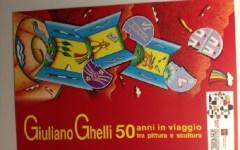 Giuliano Ghelli 50 anni tra pittura e scultura