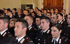Carabinieri, cambio al Comando delle Scuole dell'Arma