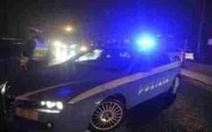 Donna fermata e denunciata dalla polizia