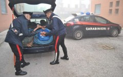 Arezzo: ruba 126 chili di rame, arrestato