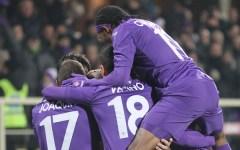 Fiorentina ritrova la grinta: 4-3 sul Verona