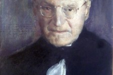 Il ritratto di Don Facibeni di Annigoni