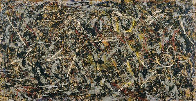 La Alchemy di Pollock