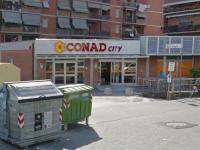 La Conad del quartiere San Biagio a Pistoia
