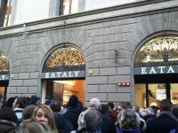 L'inaugurazione di Eataly a Firenze