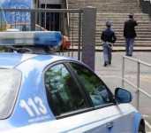La polizia è sulle tracce dell'aggressore