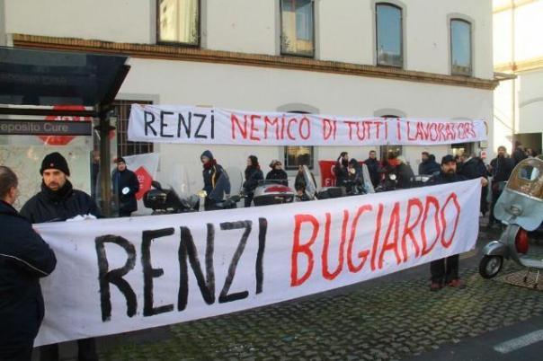 Lo sciopero Ataf del 5-6 dicembre