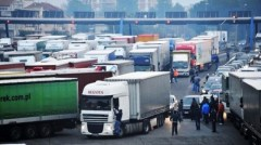 Lo sciopero dei tir nel 2012 paralizzò l'Italia