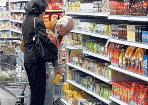 Non si arresta il calo dei consumi