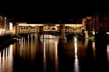 Nuova illuminazione per Ponte Vecchio