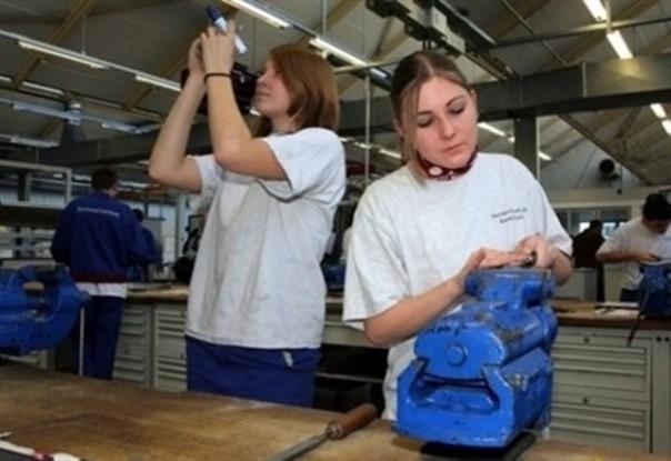 Per i giovani il lavoro manuale continua ad avere scarsissimo appeal