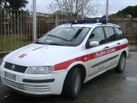 Prostituta e cliente sono stati sorpresi dalla polizia municipale