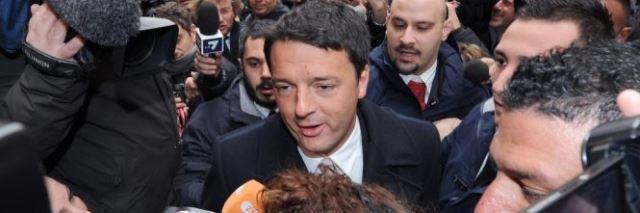 Renzi ed il suo doppio incarico