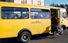 Reggello: auto contro scuolabus, 25 bambini illesi