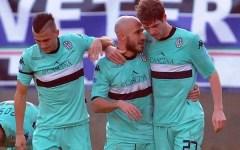 Serie B, Empoli vince a Novara: è di nuovo in testa