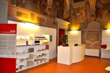 La sede fiorentina della Società Dante Alighieri in via G. Capponi 4
