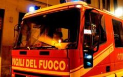 Firenze: in fiamme un autobus, paura in via Valfonda