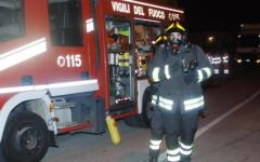 Benzina per incendiare un bar di Firenze