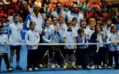 Tennis Livorno: festa per sportivi, bambini e comici
