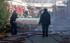 La strage di Prato, irregolare la maggioranza delle vittime
