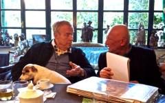 Zeffirelli: «Ecco il mio libro per Papa Francesco»