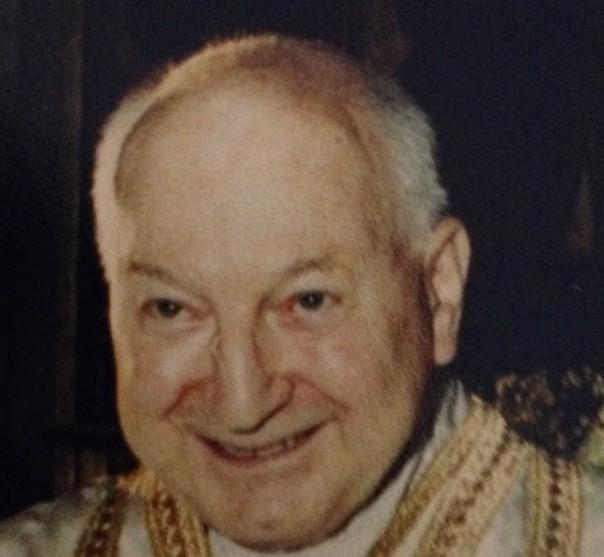 Monsignor Elio Morozzi