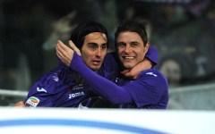 Fiorentina, tripletta di Aquilani. Ma col Genoa è solo 3-3