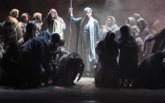 Opera di Firenze: torna in scena il «Nabucco» di Verdi