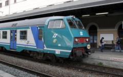 Ruba rame dalla ferrovia Firenze-Prato, arrestato