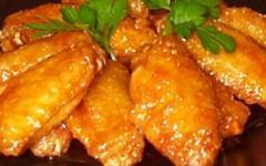 Ali di pollo alla maniera di Buffalo:  Chicken wings