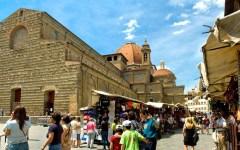 San Lorenzo, dialogo tra ambulanti e Comune: ultimo atto