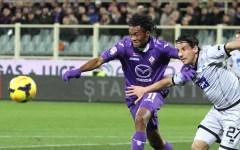 Fiorentina, Cuadrado tratta il rinnovo: punta al raddoppio dell'ingaggio